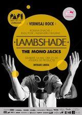 Concert Lambshade si The Mono Jacks la Atelierul de Productie