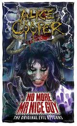 Concert Alice Cooper la Arenele Romane