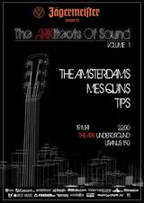 Concert The Amsterdams, Mes Quins si Tips la The ARKitects of Sound 1 in the Ark