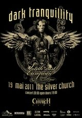Concert Dark Tranquillity in Silver Church
