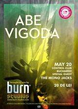Concert Abe Vigoda si The Mono Jacks in Control