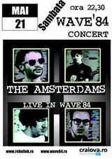 Concert The Amsterdams in Craiova