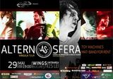 Concert Alternosfera si multi altii in Wings Club Bucuresti