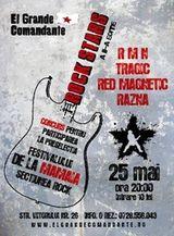 Concert Razna in El Grande Comandante