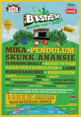 Bestfest 2011: Concerte Skunk Anansie, Flogging Molly, Pendulum si House of Pain