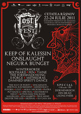 OST Mountain Fest 2011: Keep Of Kalessin, The Way Of Purity