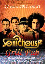 Concert Sonichouse in Grill Pub