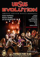 Concert Cargo, Luna Amara si multi altii la Ursus Evolution Tour 2011 Cluj