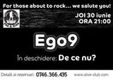 Concert EGO9 in A''''''''live Pub&Club