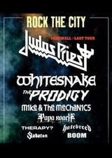 Rock The City 2011: Concerte Whitesnake, Judas Priest, Hatebreed, Papa Roach, Prodigy in Romania
