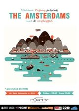 Concert The Amsterdams la Madame Pogany Bucuresti