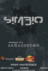 Concert SIMBIO & ARMAGHEDON