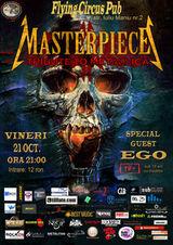 Concert Masterpiece (tribut Metallica) in Cluj Napoca