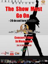 Concert tribut Queen Unplugged la Cluj-Napoca
