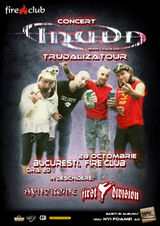 Concert Truda in Fire Club Bucuresti