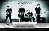 Lansare de videoclip The Mono Jacks in Jukebox Venue Bucuresti