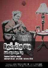 Concert Recycle Bin si Just Another Lie in Elephant Pub