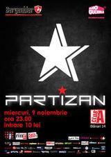 Concert Partizan in Club A