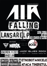 Concert de lansare album A.I.R. in The Rock din Iasi