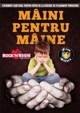 Concert umanitar Syndrome, Psychogod si Negative Core Project in Rock'N Regie