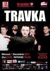 Concert Travka miercuri in Club A