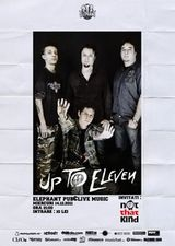 Concert Up To Eleven in Elephant Pub din Bucuresti