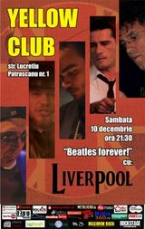 Concert Liverpool: Beatles Forever in Yellow Club
