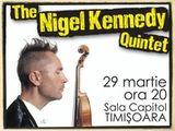 Concert Nigel Kennedy la Timisoara