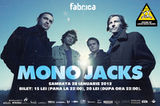 Concert The Mono Jacks si The Pixels in Club Fabrica