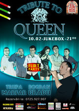 Concert tribut Queen in Jukebox Venue