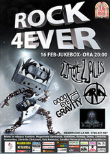 Rock 4ever in Jukebox Venue din Bucuresti
