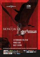 Concert The Mono Jacks si Grimus in Wings