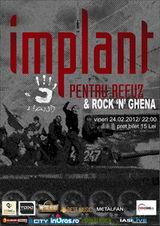 Concert IPR si Rock N Ghena la Iasi
