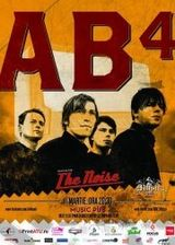 Concert AB4 in Music Pub din Sibiu