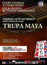 Concert MAYA in Club Mojo
