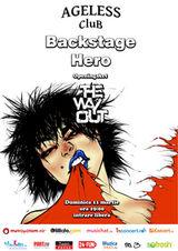Concert aniversar BACKSTAGE HERO in AGELESS CLUB