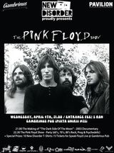 NEW DISORDER: the PINK FLOYD show in Gambrinus Pub
