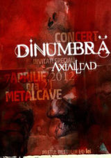 Concert DINUMBRA si AXIAL LEAD in club Metalcave Consanta