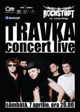 Concert TRAVKA in club Rockstadt din Brasov
