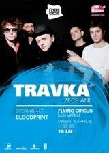 Concert TRAVKA in Flying Circus Pub din Cluj