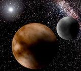 Cea mai mica planeta din univers