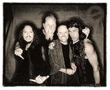 Metallica nu s-au speriat de gripa porcina
