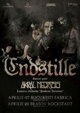 Concert ENDSTILLE in Rockstadt din Brasov