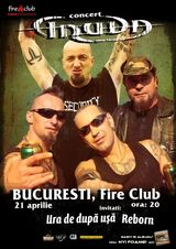 Concert TRUDA in Fire Club din Bucuresti