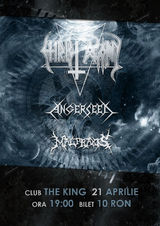 Concert CHRIST AGONY, ANGERSEED in Cluj-Napoca