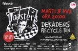 Concert THE TOASTERS in club Fabrica din Bucuresti
