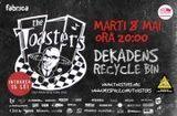 Concert THE TOASTERS in club Fabrica din Bucuresti
