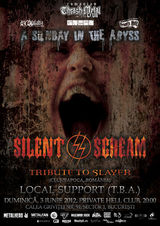 Concert Silent Scream (Tribut Slayer) in Bucuresti