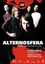 Concert Alternosfera in Flying Circus Pub din Cluj