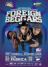 Pre-party oficial B'estfest 2012 cu Foreign Beggars in club Fabrica